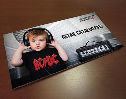 Retail Catalog design