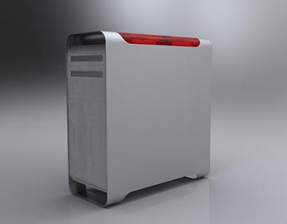 Mac Pro HDD enclosure concept
