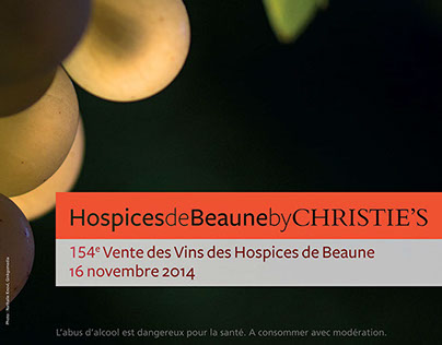 Hospice de Beaune by Christie's. Photo: Nathalie Knovl