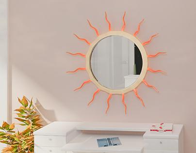 Sun Mirror, project