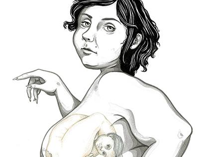 La donna trasparente