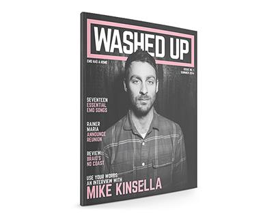 Washed Up Magazine