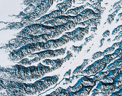 Above Iceland III