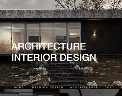 Portfolio for architector Zahorodnii