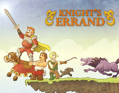 Knight's Errand - Adventure!