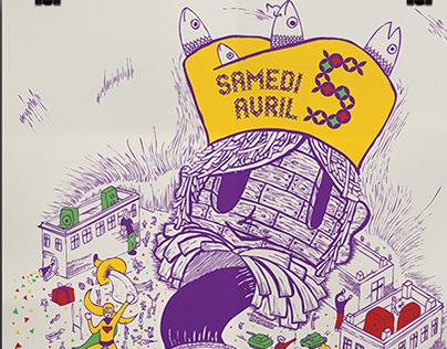 Carnaval de Toulouse 2014