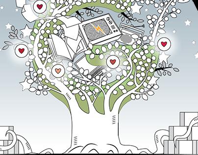 The Media Tree