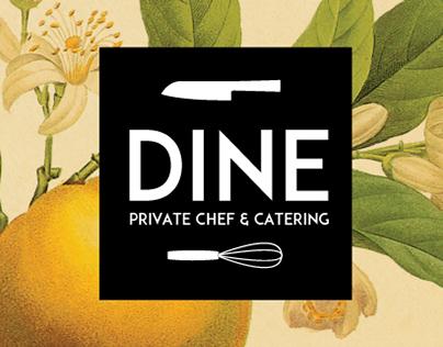 Dine - Branding & Website - In Progress