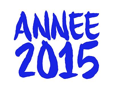 Carte de Voeux 2015 (Axe Sud)