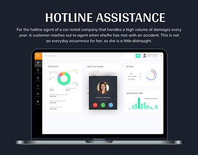 Customer service - Hotline assistance