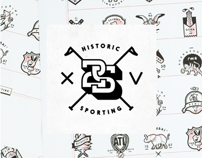 XXV 25 Historic Sporting