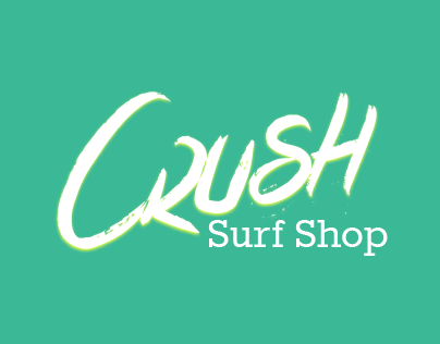 FREE Mobile Template for Sketch - Crush Surf Shop