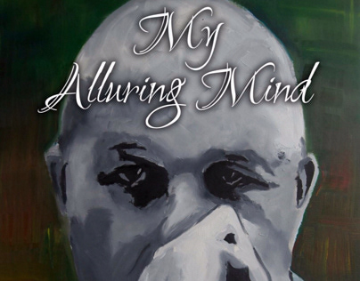 My Art from the forthcoming book ' My Alluring Mind'