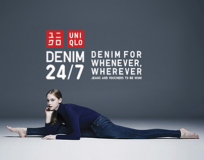 Uniqlo Denim 24/7