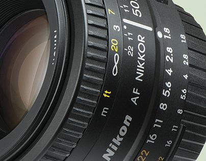 NIKKOR 50mm