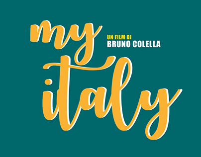 MY ITALY// Poster