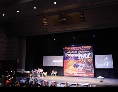i-TUBE.ECO Pasasalamat 2014 (Video Highlights)