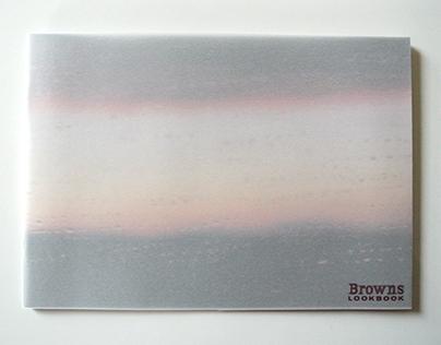BROWNS LOOKBOOK