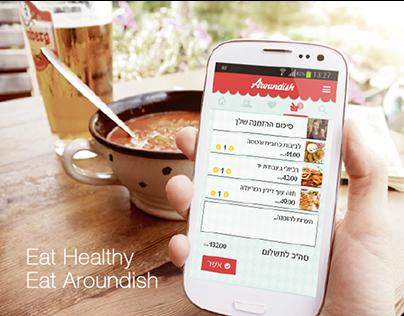 Aroundish Food  App