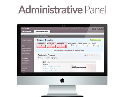 Employee Management - Web Application - UI-UX