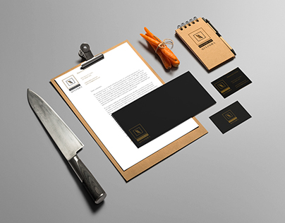 Alexandra Private Chef Branding