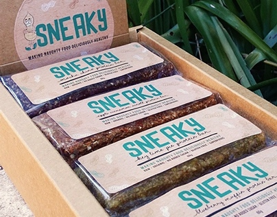 Sneaky Protein Bars