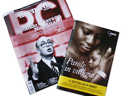 AMREF Italia - book - Parole in viaggio