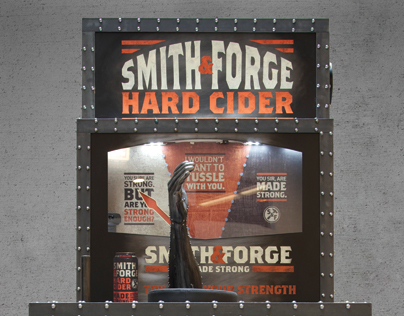 Smith & Forge Arm Wrestling Machine