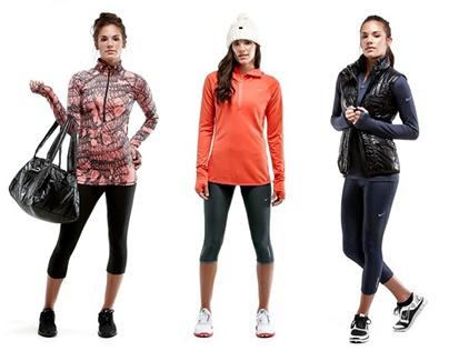 Nike Holiday Lookbook 2012