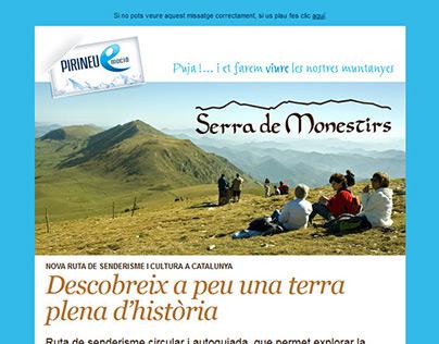 Newsletter Pirineu Emoció