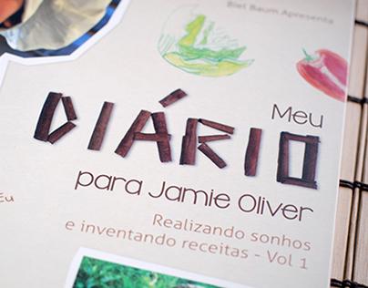 Meu Diário para Jamie Oliver (Ilustração)