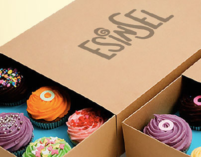 EsinSEL Cookies and Cakes (Logo Design)