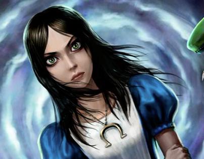 Alice: Madness Returns Promotional Piece