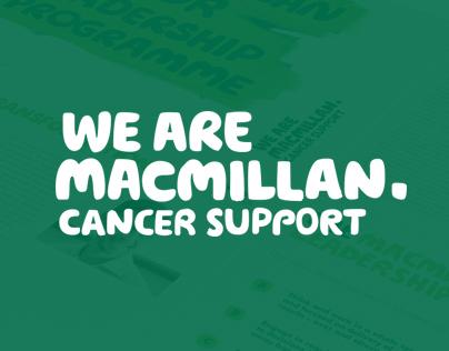 Macmillan Senior Leadership Programme