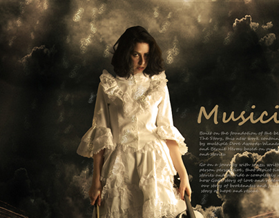 My New Design for Musican