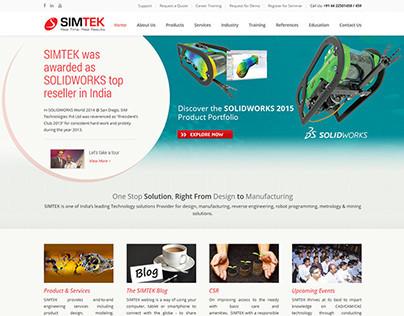 Simtek Webdesign