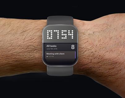 TOGGLE: Inclusive smartwatch