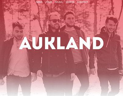 Aukland Website