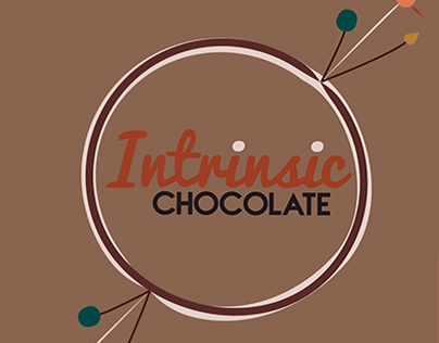 Intrinsic Chocolate Branding