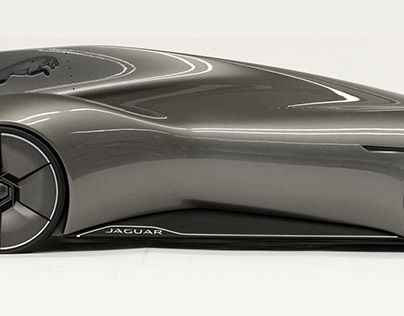 "Jaguar ""Jag-i"", Pforzheim Master Thesis Project"