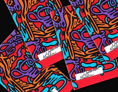 Dellacasa Maldive: Amore Italiano release fanzine