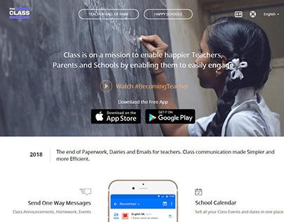 Responsive Educational Website | Web Design