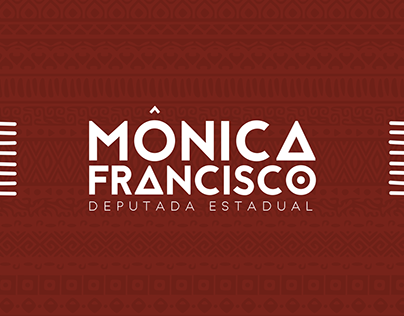 Identidade Visual Monica Francisco