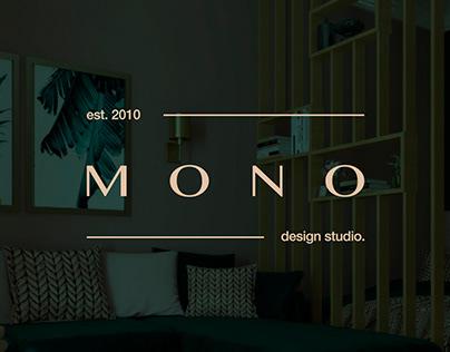 M O N O | Design Studio