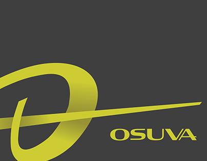 OSUVA Company Rebranding