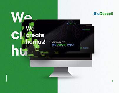 Presentation for BIODEPOSIT