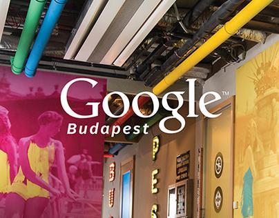 Google Budapest - spa office