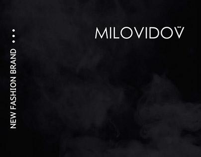 MILOVIDOV - new brand of modern clothes