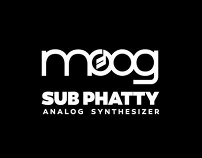 Redesigning Moog Sub Phatty's front panel