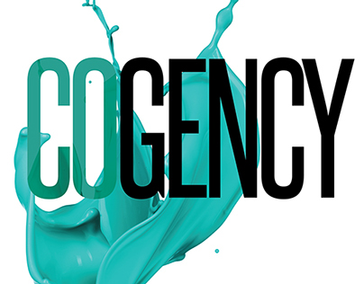 Cogency Communications Branding
